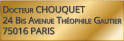 Médecine Esthétique Paris – Docteur Marie-Brigitte CHOUQUET
